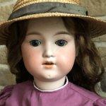 Антикварная кукла George Borgfeldt.