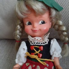 Танцующая кукла Sweetheart(Knoch August KG).Германия