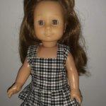 Кукла Götz-Puppe.Германия