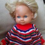 Кукла Schildkröt (черепашка), ФРГ