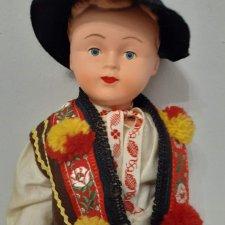 Кукла Lidová Тvorba,Чехословакия