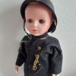 Английская куколка  Rogark в форме лондонского констебля