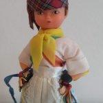 Кукла костюмированная.Испания