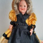 Французская кукла Petitcollin.Целлулоид