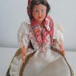Куколка целлулоидная, французский производитель Convert