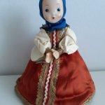 Кукла-грелка на чайник.Московская фаб-ка художественных игрушек