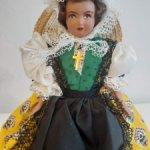 Кукла SNF,Франция в родной тубе