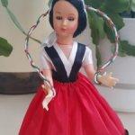 Кукла со скакалкой. Италия