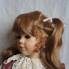 Парик для куклы 15-16