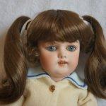Парик для куклы 9-10
