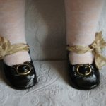 Обувь для куклы 6 см
