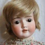 Парик для куклы 14-15