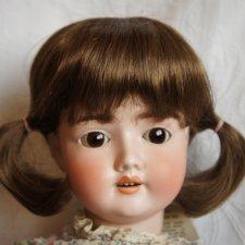 Парик для куклы 12-13