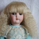 Парик для куклы 8