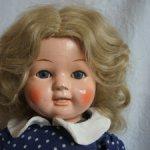 Кукла  СССР прессопилки