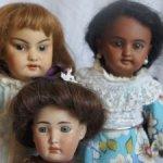 Куплю голову для антикварной куклы