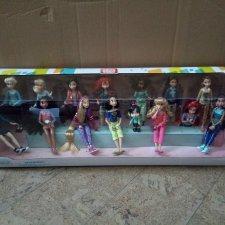 Набор кукол Пижамные принцессы Дисней Ральф против интернета