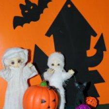 Детсадовский Halloween