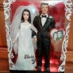 Mattel Elvis and Priscilla (Элвис и Присцилла Пресли) Barbie