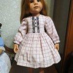 Платья для кукол Готц (Gotz) 48-50см