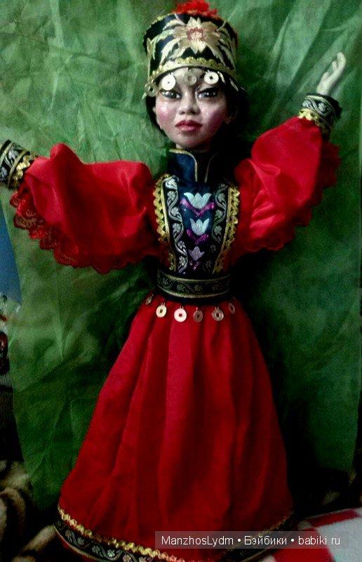 Кукла Харлуш, 65 см. Автор Манжос Л.И.