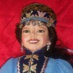 Хождение по мукам или история моей первой куклы из запекаемого пластика