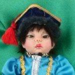 Эрдняша. Авторская кукла Манжос Людмилы