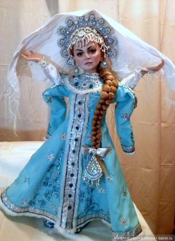 Кукла Манжос Л.