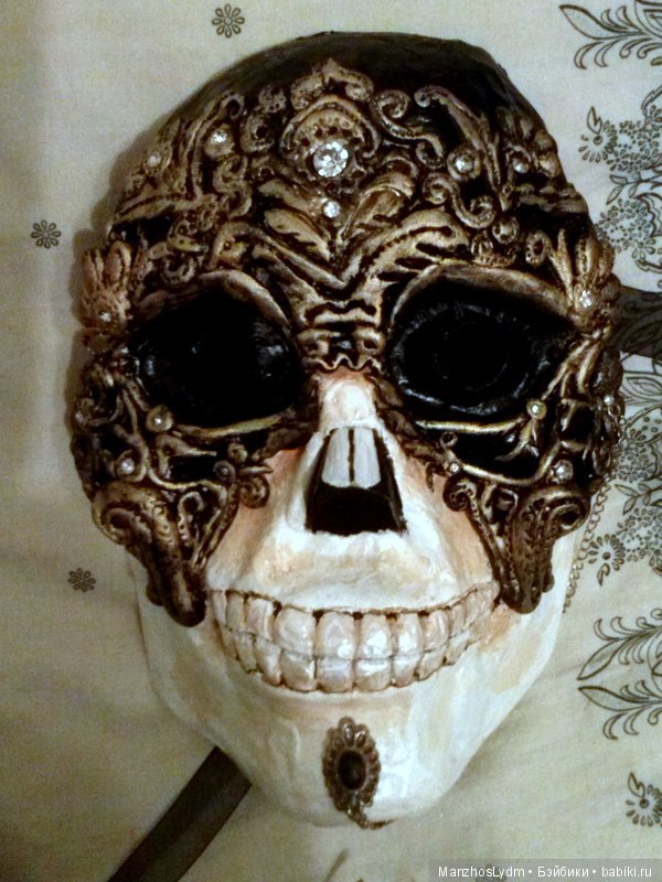 маски из папье-маше