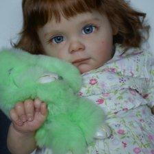 Малышка Мэгги. Работа Екатерины Усенко