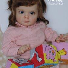Малышка Maggi-3. Работа Екатерины Усенко