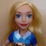 Кукла Маттел Barbie Mattel DC Super Hero Girls.