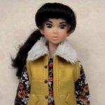 Коллекционная кукла момоко Groovy Baby Япония Sekiguchi 2007.