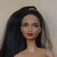 Барби Маттел Barbie Mattel фашионистка № 56 голова. Редкая!