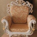 Кресло для кукол размером 40-45 см