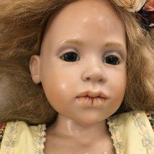 Малышка Луиза. Милому созданию фрау Гюнцель (Hildegard Gunzel) 24 года