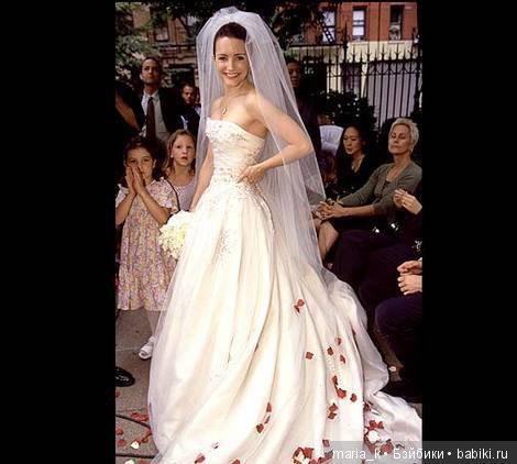 выкройка садебного платья из фильма война невест
