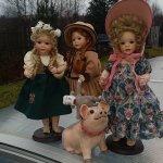 Куколки от Венди Латон (Wendy Lawton) в нашей семейной коллекции