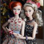 Набор украшений для кукол Барби,Поппи Паркер