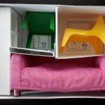 Мебель Huset   от Икея для Лори