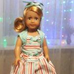 American girl mini Мэриэлен нюд