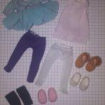 Лот одежды для кукол Лори(Our generation (Лори) Lori Dolls