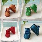 Обувь для кукол Мини Paola Reina Паола Рейна, ботинки кожаные