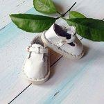 Обувь для куклы Paola Reina Паола Рейна, сандалии белые