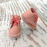 Обувь для кукол Blythe Блайз, ботинки кожаные
