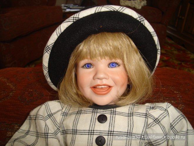 Кукла от Корлисс Скотт (Corliss Scott)