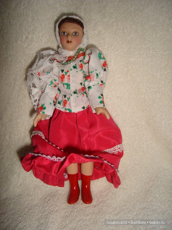 Сделать кукла своими руками в костюмах 70