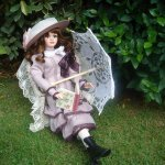 Клауди-Роуз, маленькая леди из Викторианской эпохи