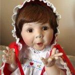 Фарфоровые куклы от Titus Tomescu