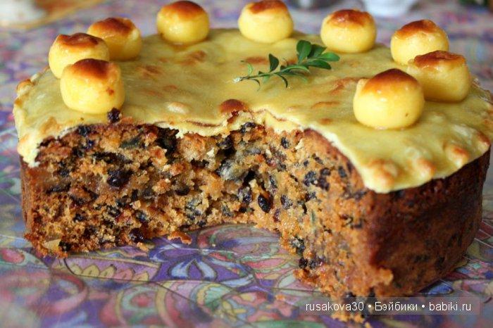 Торт английский с фото